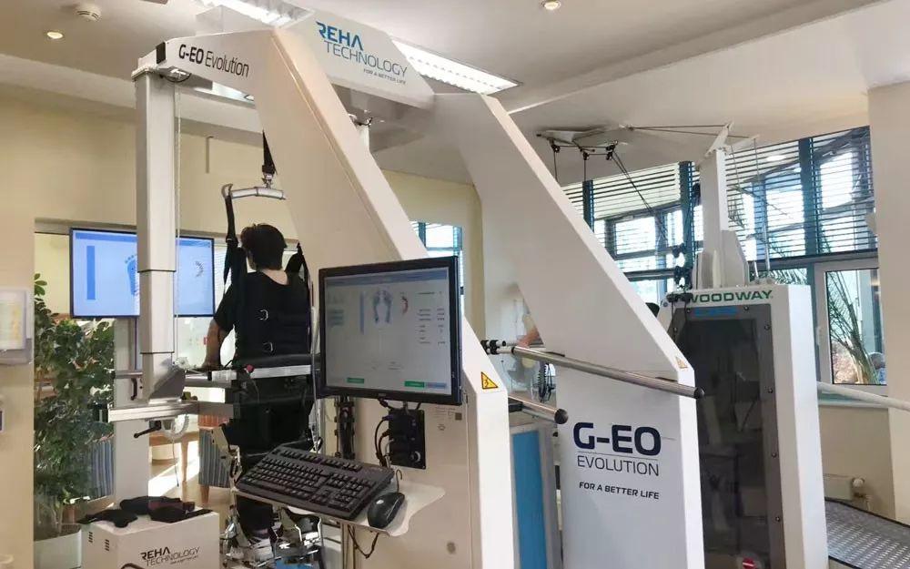 G-EO步态训练系统对脑卒中偏瘫患者下肢运动功能的影响